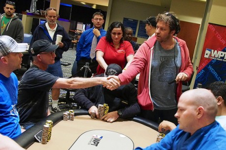 2013 WPT bestbet Open Day 3: Schechter Leads Final Table; Salsberg Out in 10th