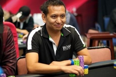 2013 PokerStars.net APPT Cebu Day 1b: Milan Gurung On Top