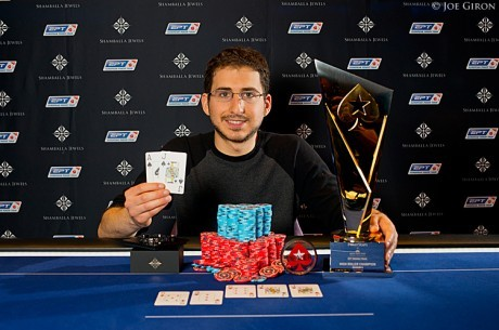 "Steven ""Zugwat"" Silverman wint EPT Grand Final €25.000 High Roller"