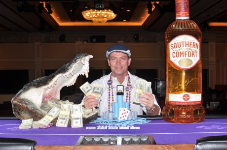 Luke Graham Wins 2012-13 WSOP Circuit Harrah's New Orleans Main Event for $228,600