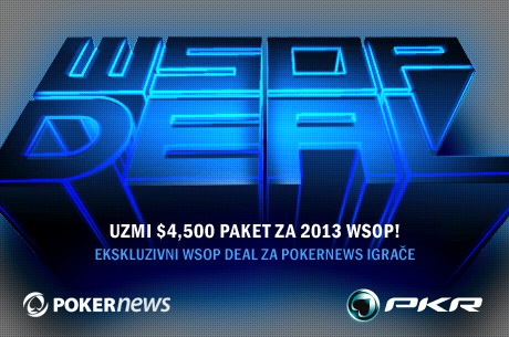 PKR WSOP DEAL