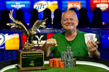 WSOP Event #26: Kenneth Lind wint Seniors No-Limit Hold'em Championship voor $634.809!