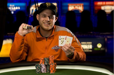 WSOP Event #30: Chris Dombrowski sterkste in $1.000 No-Limit Hold'em ($346.332)