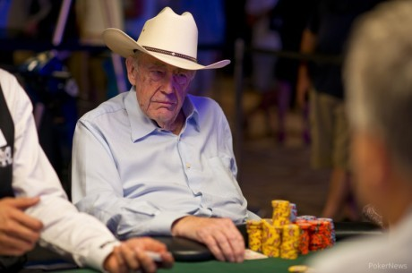 2013 WSOP Main Event Day 3: Coleman Leads, Ivey Eliminated & Brunson Set for Deep Run