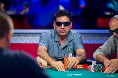 2013 WSOP Main Event Day 5: Merson Falls, Rustom Leads & Glazier Last Woman Standing