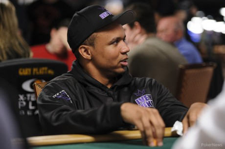 The Online Railbird Report: Phil Ivey Is Week's Biggest Loser, Durrrr Challenge & More