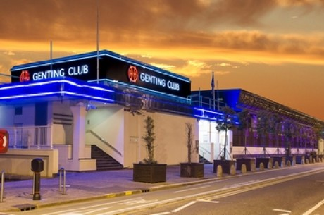 Genting Poker Series Southend Main Event Starts Thursday