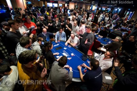 Poker tournaments london hippodrome