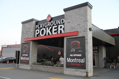Montreal Playground Poker Tournament