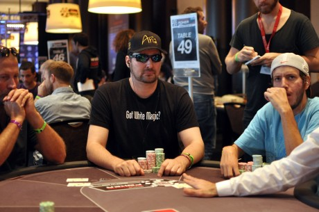 2013 WSOP Europe: Phil Hellmuth Earns Historic 100th WSOP Cash
