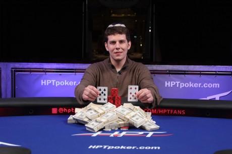 Ari Engel Wins Heartland Poker Tour River City Casino & Hotel for $142,125