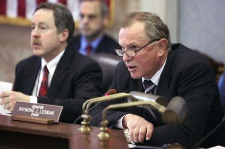 New Jersey Sen. Lesniak Fights Back Against Adelson's Anti-Web Gambling Campaign