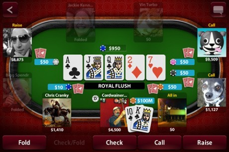 get free money to play poker online