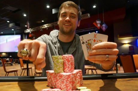 Tyler Morris Wins World Series of Poker Circuit Choctaw for $369,503