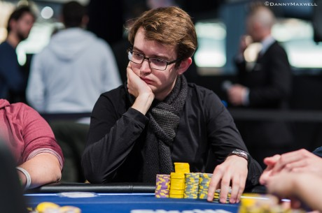 PokerStars.fr EPT Deauville High Roller Day 1: Czuczor Leads Record-Breaking Field