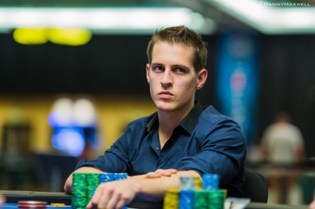 2014 Aussie Millions $100,000 Challenge Day 1: McDonald Leads After Record-Setting Day