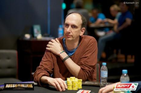 2014 Aussie Millions $250,000 Challenge Day 1: Seidel Leads; Ivey, Mercier Survive
