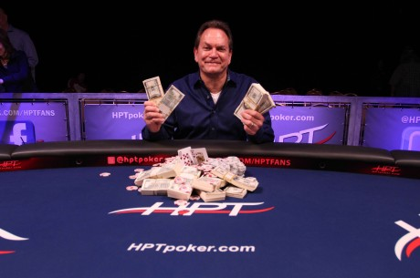 Mark Jones Defeats Lily Kiletto to Win Heartland Poker Tour Agua Caliente