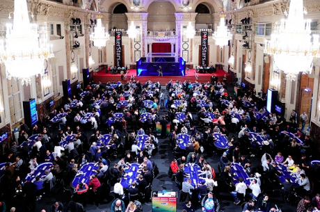 Another Record-Breaking Performance for PokerStars in the Eureka Poker Tour Vienna Main Event