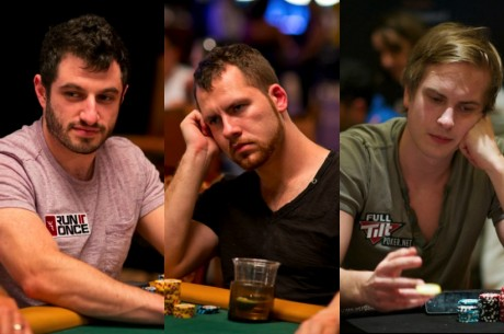 The Online Railbird Report: Galfond and Cates Lose $1.1 Million Each; Blom Capitalizes