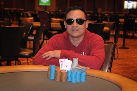 Tony Dao Tops Field of 2,647 Entries to Win $100,000 in Queen City Classic
