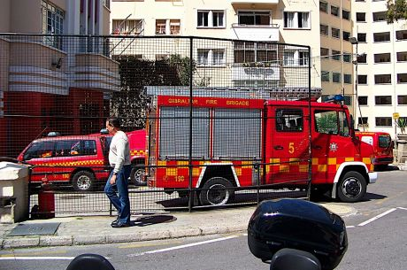 Gibraltar Fire Disrupts Online Gaming During Easter Weekend