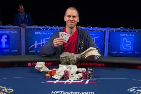 Jeff Madsen Wins the HPT California State Poker Championship for $160,060