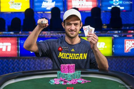 Rapid Reaction: Joe Cada Closes Out Historic Bracelet Win