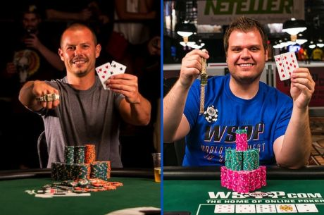 2014 World Series of Poker Day 33: Miscikowski, Olson Win Gold; Ladies Reach Final Table