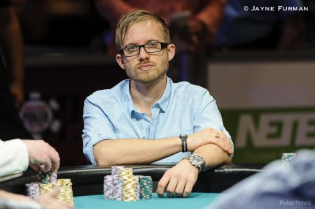 1243885f01 2014 WSOP November Nine: Swedens Martin Jacobson Rides Day 1 Chip Lead to Final Table