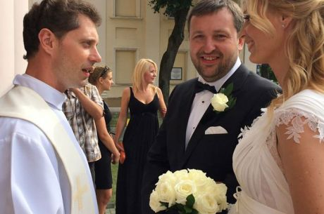 Let the Celebration Begin: Tony G Gets Married In Vilnius!