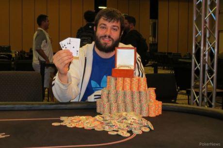 Jason Helder Wins 2014 WinStar River Poker Series Main Event for $1,000,000