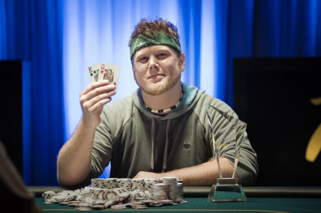 Jonathan Evans Defeats Aaron Massey to Win Borgata Poker Open Event #1 for $337,801