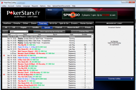 PokerStars.fr Pulls Out of United Kingdom