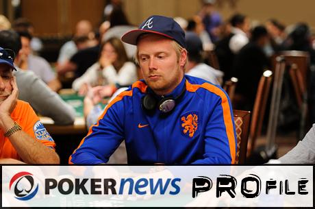 """PokerNews PROfile: Floris """"Flowbow"""" van der Ven wil de beste cashgamer ter wereld..."""