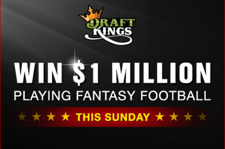 12b3c313a2 Win $1 Million This Sunday On DraftKings: Two Winners This Month Have Been Poker Pros!