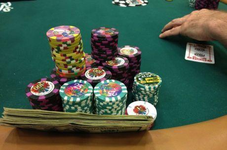 Stratégie Poker : Tenter des shots pour monter de limite