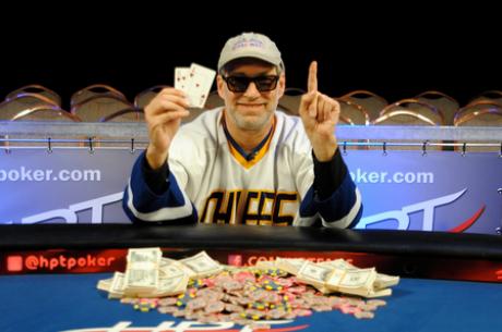 David Gutfreund Wins Heartland Poker Tour Soaring Eagle Casino & Resort for $156,649
