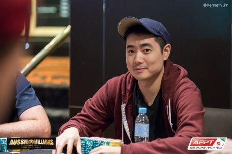 Andrew Chen APPT Aussie Millions Main Event