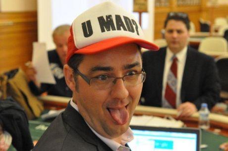 Poker PR Guru Warren Lush Steps Away From partypoker