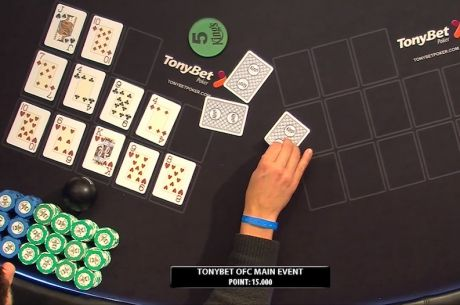 Open-Face Chinese Poker Hand Analysis