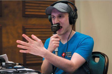 Jason Somerville Joins Team PokerStars Pro, Launches New Season of Run It Up! on Twitch