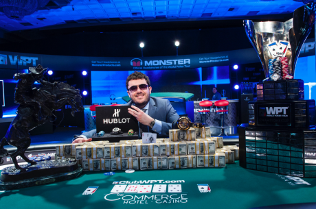 Anthony Zinno Goes Back-To-Back for Third WPT Title By Winning L.A. Poker Classic