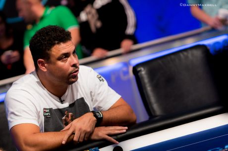 PokerStars is Sending Seven Players to Moscow to Dine with Ronaldo