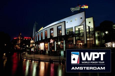 World Poker Tour Amsterdam aangekondigd, 11 tot en met 16 mei in Holland Casino Amsterdam
