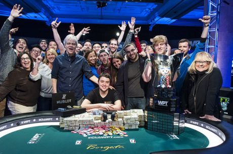 Asher Conniff Parlays $1,600 Investment to Win WPT World Championship for $937,683