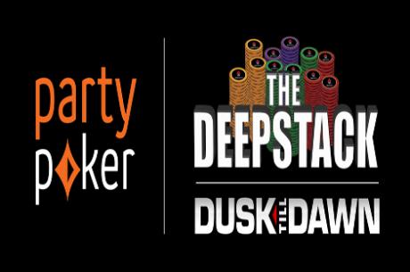 partypoker DTD Deepstack