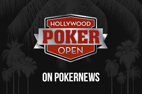 Don't Miss the Hollywood Poker Open $2,500 Championship Event Starting Friday in Vegas
