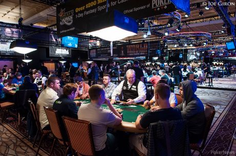 How I Survived The WSOP Main Event Bubble