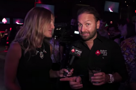 Daniel Negreanu Toronto VIP party